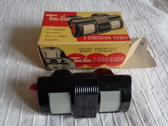 tru-vue 3 dimension viewer, Beaverton Oregon