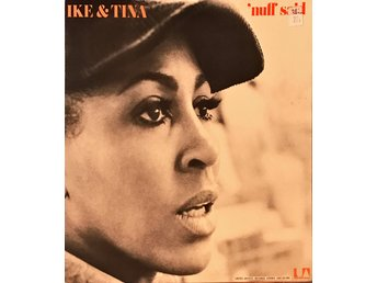 IKE & TINA TURNER -  NUFF SAID LP 1971