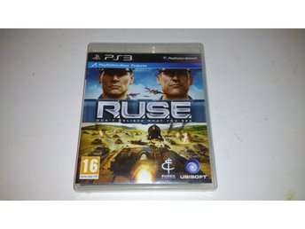 - R.U.S.E Don´t Believe What You See MOVE PS3 -
