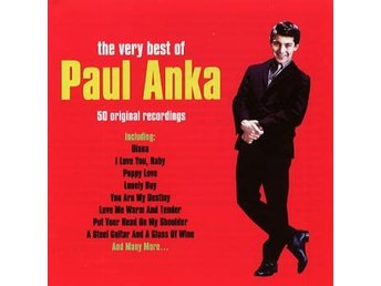 Anka Paul: Very best of... 1957-62 (2 CD)