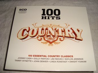 100 hits, country, 5 skivor