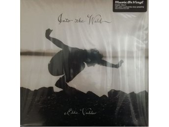 EDDIE VEDDER - INTO THE WILD 180G NY LP MED BOOKLET