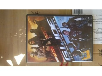 G.I. Joe The rise of Cobra DVD