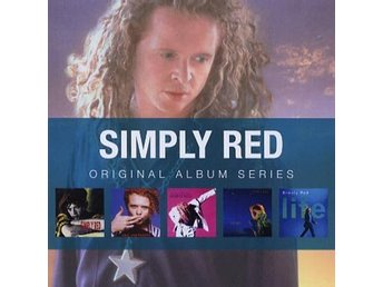 Simply Red: Original album series 1985-95 (5 CD)