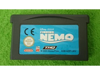 Finding Nemo Gameboy Advance Nintendo GBA
