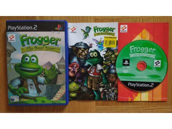 PlayStation 2/PS2: Frogger: The Great Quest