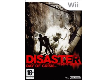 Disaster: Day of Crisis - Nintendo Wii