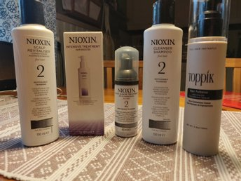 bra vitaminer mot håravfall
