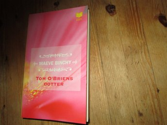 TOM O BRIENS DOTTER MAEVE BINCHY  POCKET