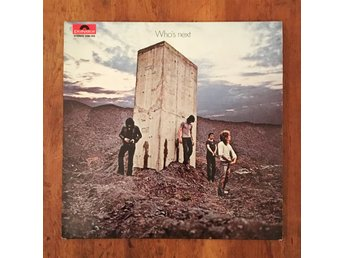The Who - Who's Next LP | ITA original 1971