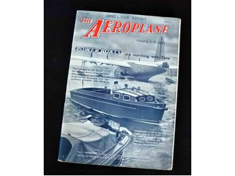 "The Aeroplane July 1938   "" Kings Cup Report m m"