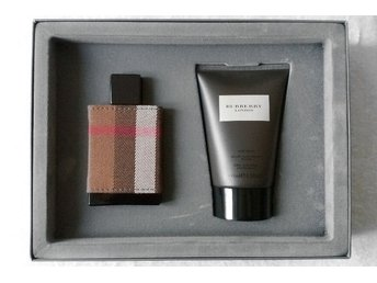 Burberry London for Men EdT 50 ml + Hair & Body Wash 100 ml + GÅVA