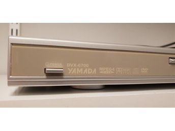 Yamada DVX6700 DVD Player MPEG4 Compatible (Slim)