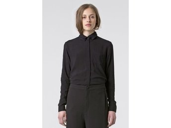 Rodebjer Hathaway black blus medium