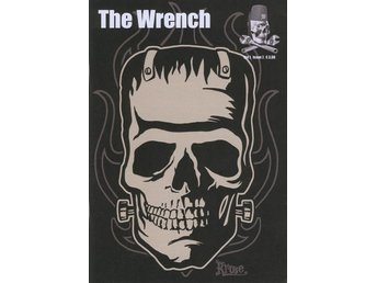 The Wrench Vol 1 Issue 7 Magazine NY