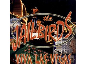 Jailbirds, the - Viva las Vegas - LP NY - FRI FRAKT