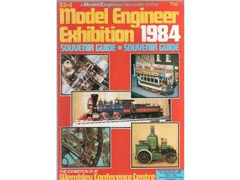 Model Engineer Exhibition 1984 - Luleå - Model Engineer Exhibition 1984 - Luleå