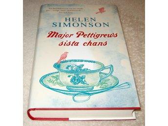 Major Pettigrews sista chans. Helen Simonson. - Piteå - Major Pettigrews sista chans. Helen Simonson. - Piteå