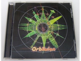 the Orb – Orblivion  (USA edtition) NM
