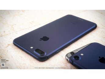 iPhone 7 Matt Svart 32 GB - Hjärup - iPhone 7 Matt Svart 32 GB - Hjärup
