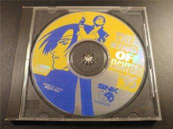 The King of Fighters '95 - NEO GEO CD - SNK - Torslanda - The King of Fighters '95 - NEO GEO CD - SNK - Torslanda