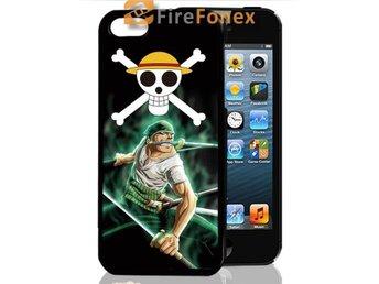 iPhone 5/5S/Japansk Manga/3D mobilskal/mobilskydd - Solna - iPhone 5/5S/Japansk Manga/3D mobilskal/mobilskydd - Solna
