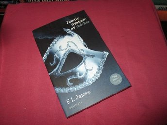 E L James Femtio nyanser av honom /del 1 serien Fifty shades