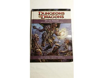 Dungeons and Dragons - Divine Power