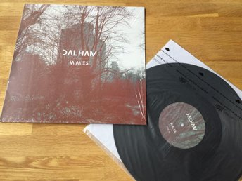 LP: Dalham - Waves (2017 downtempo ambient)