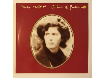 Mike Oldfield - Crime Of Passion (Vinyl, LP)