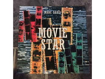 "MARC DAVIS - MOVIE STAR.  (12"")"