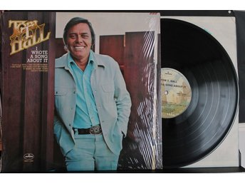 Tom T Hall – I Wrote A Song About It – LP