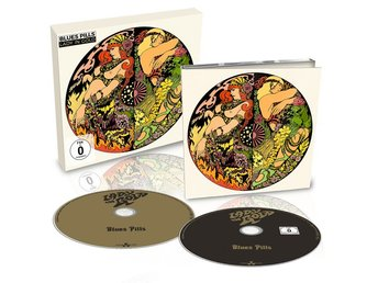 Blues Pills: Lady in gold 2016 (CD + DVD)