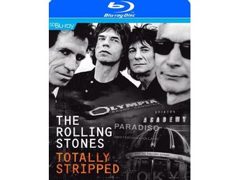 Rolling Stones: Totally stripped 1995 (Blu-ray)