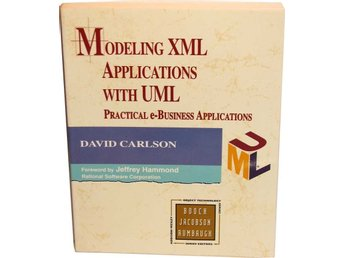 Modeling XML applications with UML