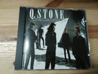 Q. Stone - Pink On Blue, CD