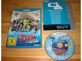 Wii U: Zelda the Wind Waker HD