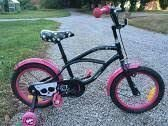 Monster high barncykel 16 tum
