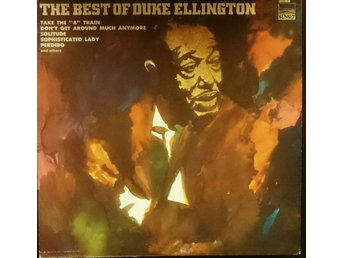 LP THE BEST OF DUKE ELLINGTON