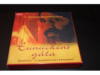 CD-bok: Eunuckens gåta - Jason Goodwin