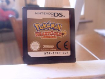 Nintendo DS Pokémon Heartgold version