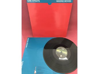 DIRE STRAITS - MAKING MOVIES MED INNER EX