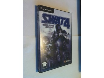 PC: Swat 4 (IV): Special Weapons and Tactics