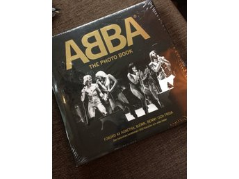 ABBA the photo bok