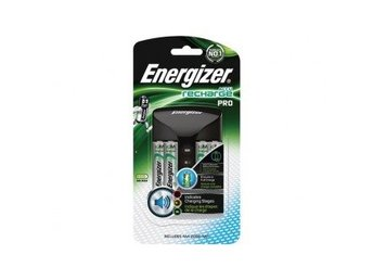 ENERGIZER Laddare Procharger 4x AA 2000mAh