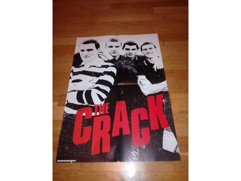 The Crack     A2      poster punk/oi