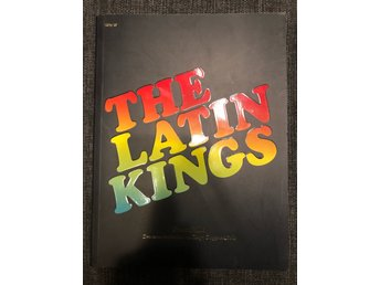 The latin kings portafolio bok + cd hiphop rap norra Botkyrka