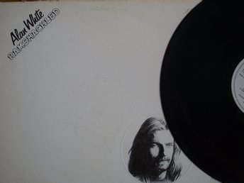 Alan White Ramshackled Atlantic Record  Lp 1976