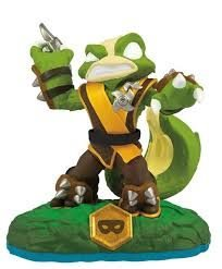 Wii PS3 PS4 mm Skylanders Swap Force Skylander Figur - STINK BOMB