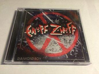 ENUFF Z'NUFF Diamond Boy CD 2018 Import